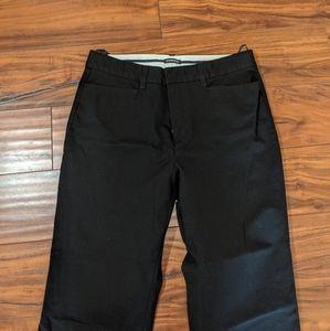 Gap Stretch women's black pants size 12A